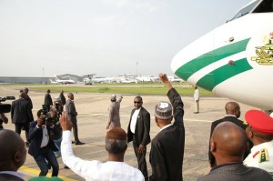 Muhammadu Buhari's unconvincing return from medical vacation