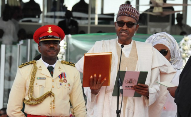 Buhari: Nigeria's unity is settled and not negotiable