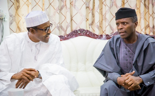 Osinbajo walking a tightrope to avoid offending Buhari – Reuters