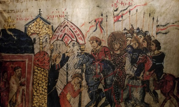 The Vikings Begin exhibition in Nordic Museum