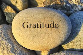 Gratitude et Thanksgiving