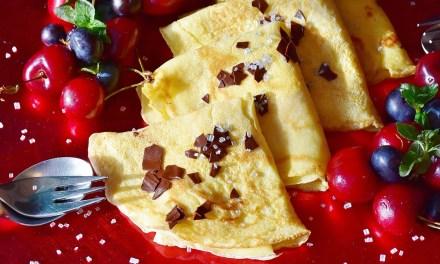 Une bonne occasion de manger des crêpes : la Chandeleur !