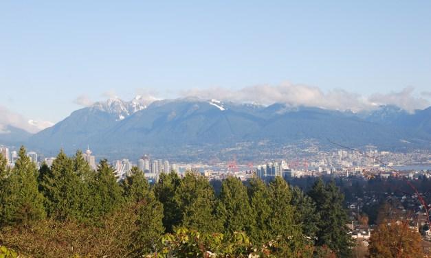 City Break in Vancouver