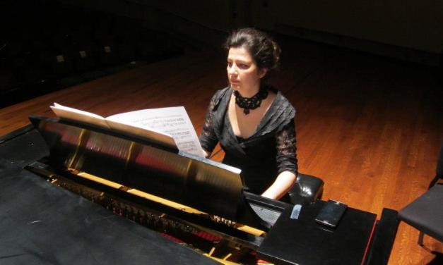 Oana Rusu Tomai, Pianist