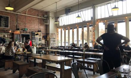 Un arrêt au café Oddfellows