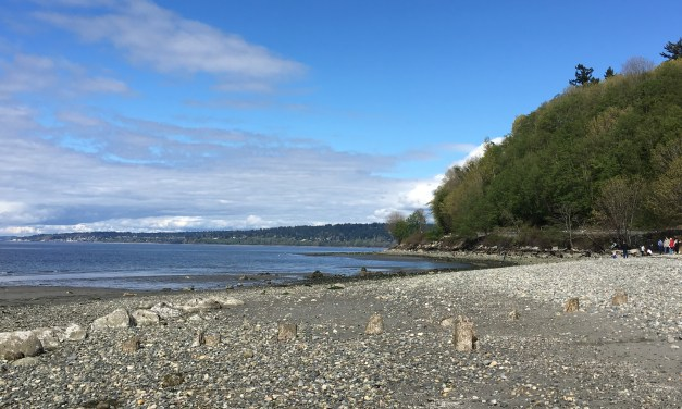 West-side Seattle Beaches