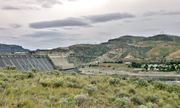 Le barrage de Grand Coulee