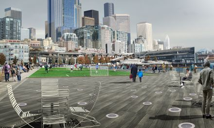 Seattle's new Waterfront