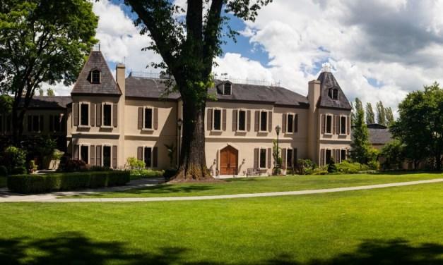 Le Château Ste. Michelle, une escapade historique