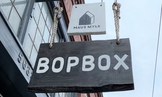 BOPBOX: a Korean Restaurant in Georgetown