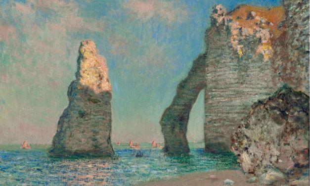 """Monet at Etretat"", Seattle Art Museum new exhibition"