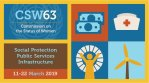 ICJW at CSW63