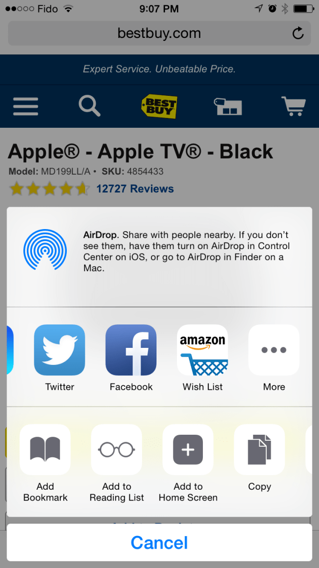 Amazon App Gets Updated With Wish List Extension For IOS 8 IClarified