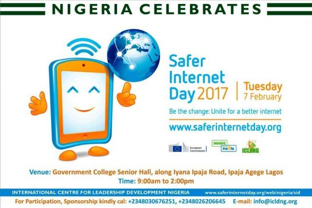 ICLD Nigeria Safer Internet Day 2017
