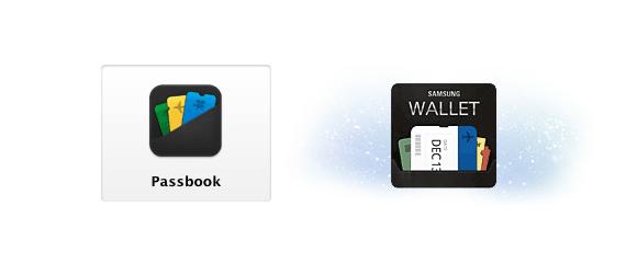 Passbook Samsung Wallet
