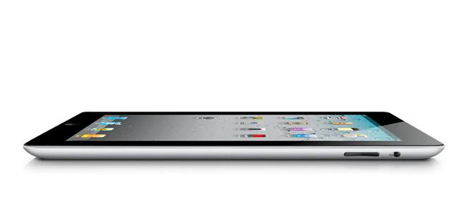 iPad 5 será 15% mais fino e 25% mais leve que o iPad 4
