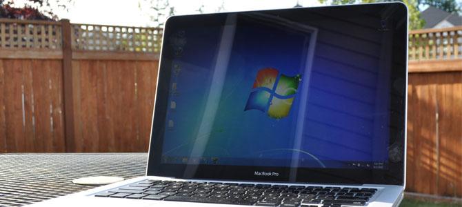 Melhor portátil Windows é… um MacBook Pro