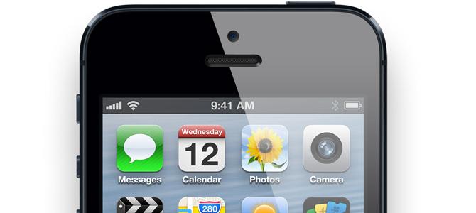Resolução Retina pode chegar aos 1.5MP no iPhone 5S