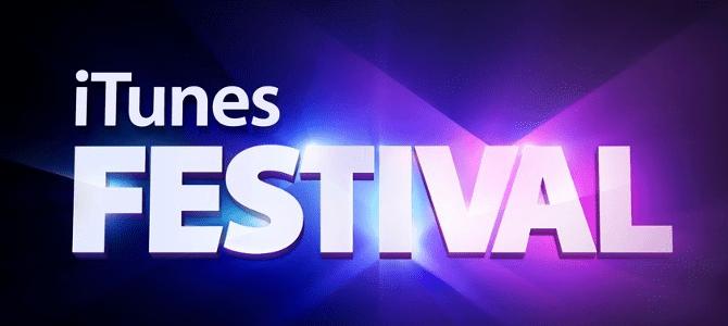 Apple anuncia iTunes Festival 2013
