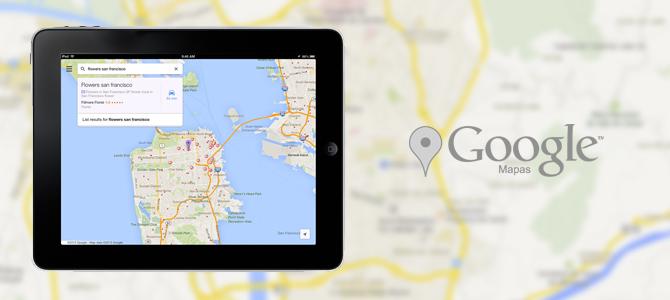 Google Maps passa a conter anúncios em iOS e Android