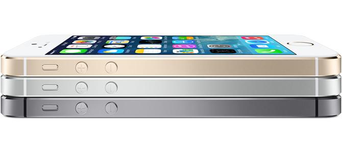Comparação entre o leitor de impressões digitais do Galaxy S5 e o iPhone 5s