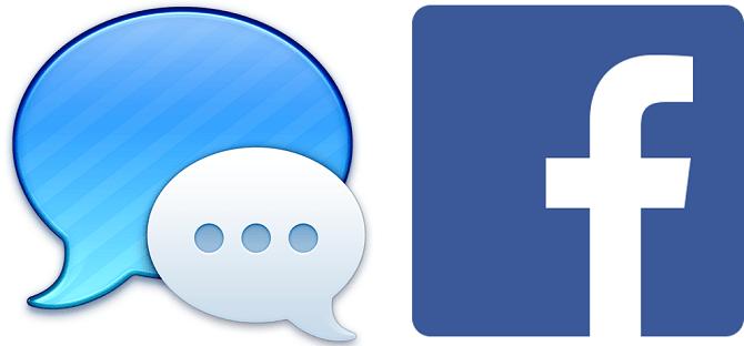 Como configurar o chat do Facebook na App nativa Mensagens do OS X
