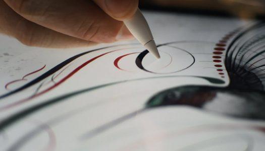 Patente da Apple revela planos para um Apple Pencil no Mac