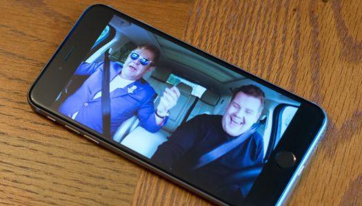 Apple comprou a série Carpool Karaoke