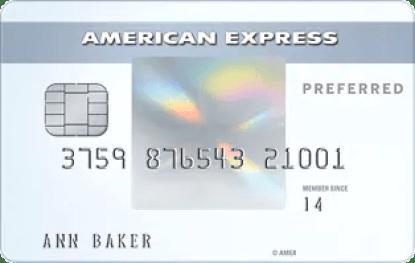 Amex EveryDay Preferred Rewards Credit Card