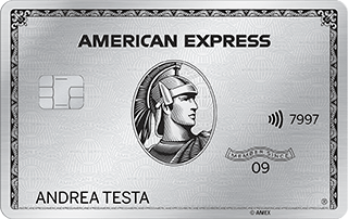 Informazioni E Richiesta Carte American Express