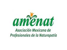 AMENAT Asociación Mexicana de Profesionales de Naturopatía MEXICO