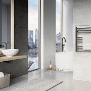 Tuzio Avento Towel Warmer