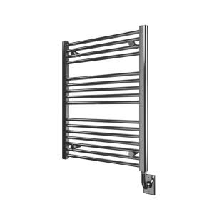"W1023 - Tuzio Savoy 23.5"" x 31"" Towel Warmer - Chrome"