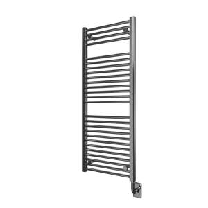 "W1043 - Tuzio Savoy 19"" x 47.5"" Towel Warmer - Chrome"