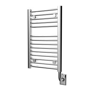 "W1103 - Tuzio Savoy 15.5"" x 25"" Towel Warmer - Chrome"