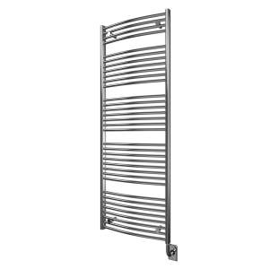 "W2083 - Tuzio Blenheim 23.5"" x 64.5"" Towel Warmer - Chrome"