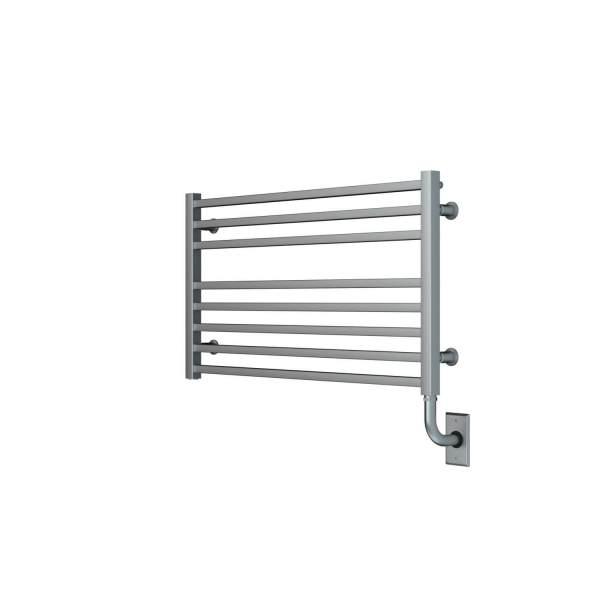 """W3604 - Tuzio Avento 35.5"""" x 19"""" Towel Warmer - Brushed Nickel"""