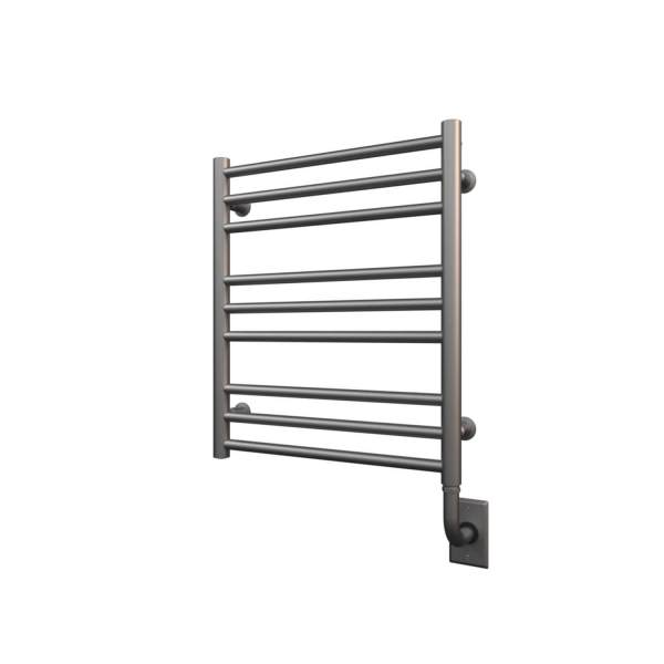 "W4014 - Tuzio Sorano 19.5"" x 23"" Towel Warmer - Brushed Nickel"