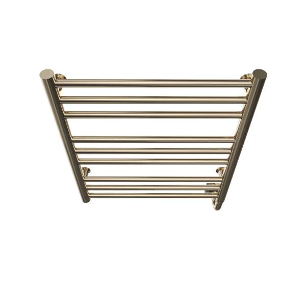 "W4016 - Tuzio Sorano 19.5"" x 23"" Towel Warmer - Polished Nickel"