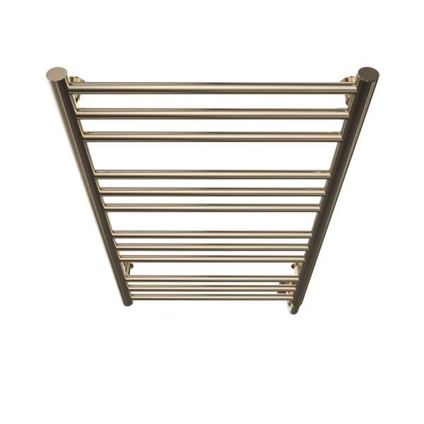 """W4106 - Tuzio Sorano 19.5"""" x 31"""" Towel Warmer - Polished Nickel"""