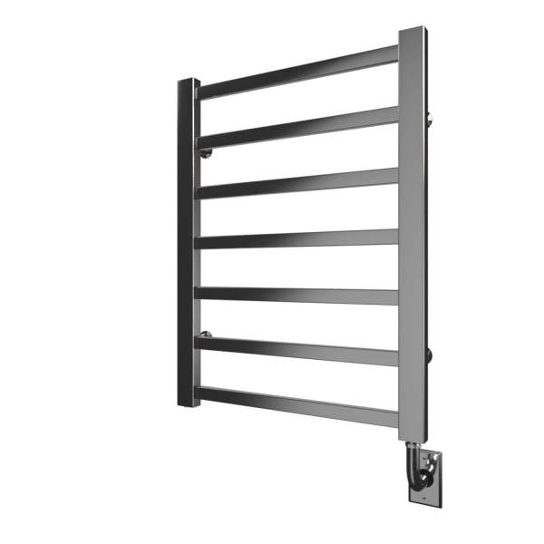 "W7023 - Tuzio Milano 23.5"" x 31"" Towel Warmer - Chrome"