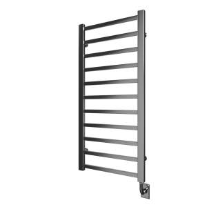 "W7043 - Tuzio Milano 23.5"" x 50.5"" Towel Warmer - Chrome"