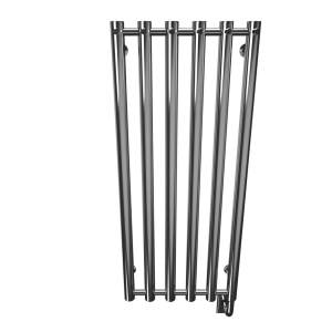 "W8503 - Tuzio Rosendal 16.5"" x 37.5"" Towel Warmer - Chrome"