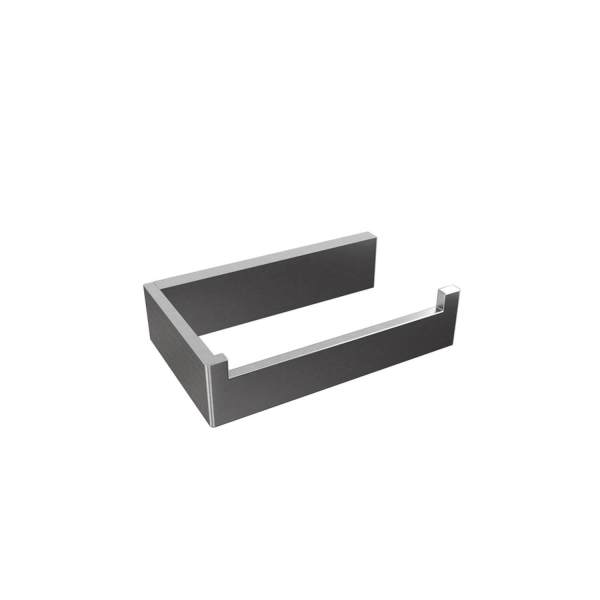 V1014 - Volkano Erupt Toilet Paper Holder - Brushed Nickel