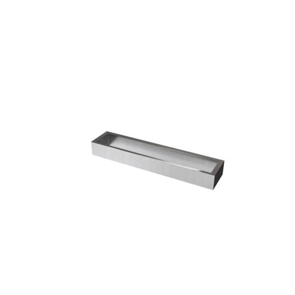 """V1124 - Volkano Erupt 12"""" Towel Bar - Brushed Nickel"""