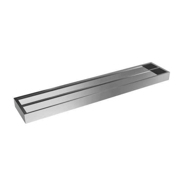 V1183 - Volkano Erupt Double Towel Bar - Chrome