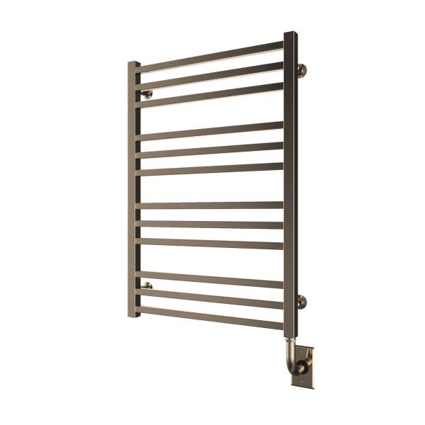 "W3106 -Tuzio Avento 19.5"" x 31"" Towel Warmer - Polished Nickel"