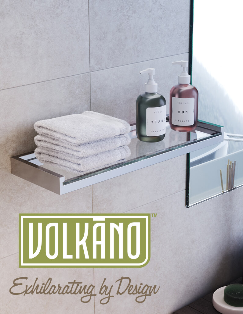 Volkano Bathroom Accessory Brochure