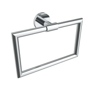 V63313 - Volkano Summit Towel Ring - Chrome