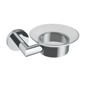 V63513 - Volkano Summit Soap Dish - Chrome
